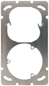 AP/UP double Plaque de montage Feller 612145500000 Photo no. 1