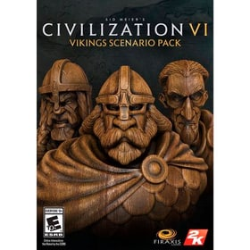 PC - Sid Meier's Civilization VI Vikings Scenario Pack Download (ESD) 785300133871 Photo no. 1