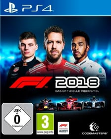 PS4 - F1 2018 D Box 785300141461 Photo no. 1
