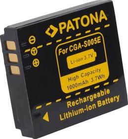 Panasonic CGA-S005E Batterie Patona 785300144510 N. figura 1