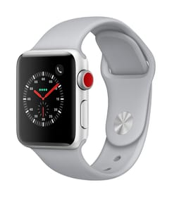 Watch Series 3 GPS/LTE 38mm silver/ fog