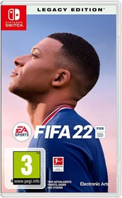 FIFA 22 - Legacy Edition Box Nintendo 785300161104 Photo no. 1