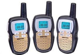WTE 2313 Walkie-Talkie Trio