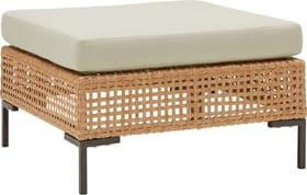 FORTALEZA 45 x 45 cm Lounge Table basse/siège 753401300000 Photo no. 1