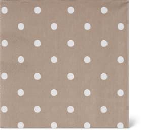 Serviettes en papier, 33x33cm Cucina & Tavola 705469700000 Photo no. 1