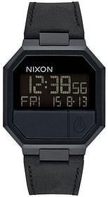 Re-Run Leather All Black 38 mm Orologio da polso Nixon 785300137042 N. figura 1