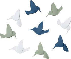 HUMMINGBIRD Wanddeko 9 Stk. 431852100000 Bild Nr. 1