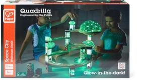 Quadrilla Space City (FSC®) Circuits de billes Hape 746382300000 Photo no. 1