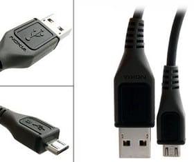 PC-Kabel Nokia CA-101 9179458203 Bild Nr. 1