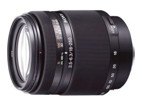 18-250mm F3.5-6.3 Objektiv Sony 785300123817 Bild Nr. 1
