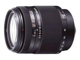A-Mount APS-C Lens 18-250mm F3.5-6.3