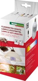 Ampoule - piège à lumière 2en1 Piège à insectes Windhager 631199800000 Photo no. 1