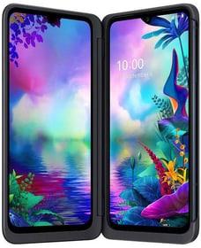 G8X DUAL SCREEN 128GB Schwarz Smartphone LG 785300150148 Bild Nr. 1
