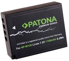 Premium NP-W126 Accumulatore Patona 785300134372 N. figura 1