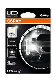 LED Retrofit C5W bianco caldo 4000K Lampadina Osram 620476600000 N. figura 1