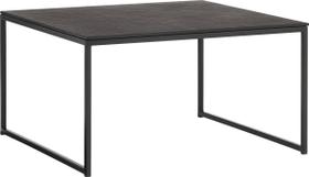 AVO Table basse 402141300000 Dimensions L: 65.0 cm x P: 65.0 cm x H: 35.8 cm Couleur Noir Photo no. 1