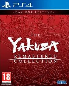 PS4 - The Yakuza Remastered Collection - Day 1 Edition F Box 785300148154 Photo no. 1