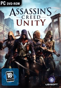 PC - Assassins Creed Unity D Box 785300142197 Bild Nr. 1