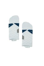 Low Sock Chaussettes de course On 497182942081 Couleur gris claire Taille 42-43 Photo no. 1