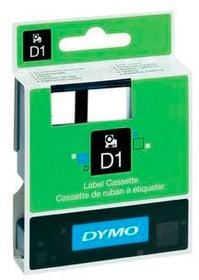 Schriftband D1 schwarz/weiss 19mm/7m Schriftband Dymo 798277000000 Bild Nr. 1