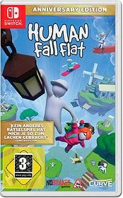 NSW - Human: Fall Flat - Anniversary Edition D Box 785300154628 N. figura 1