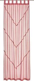 NEVADA Rideau prêt à poser jour 430283320836 Couleur Vieux rose Dimensions L: 140.0 cm x H: 260.0 cm Photo no. 1