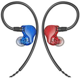 FA1 - Rot/Blau In-Ear Kopfhörer FiiO 785300144729 Bild Nr. 1