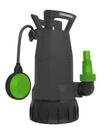 Pompe d'eau polluée/d'eau claire 900W
