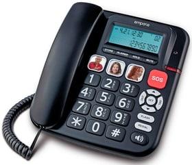 KFT 19-SOS Gross-Tasten Festnetztelefon Emporia 785300154687 Bild Nr. 1