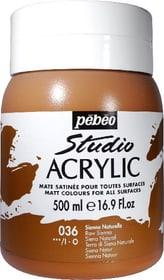 Pébéo High Viscosity Studio 500ml Pebeo 663534271036 Farbe Siena Natur Bild Nr. 1