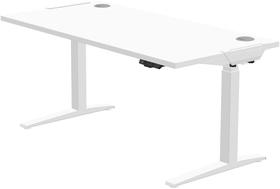 Table top Levado 180 x 80 cm table plateau Fellowes 785300158579 N. figura 1