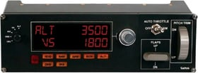 G Saitek Pro Flight Multi Panel Logitech 785300136878 N. figura 1