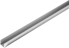 Profilati per elementi a doppia parete 676437300000 Taglio L: 1500.0 mm x L: 19.0 mm x A: 20.0 mm N. figura 1
