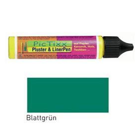 Pluster & Liner Pen C.Kreul 664802200014 Colore Verde N. figura 1