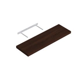 Mensola Design legno wenge velano 606077900000 N. figura 1