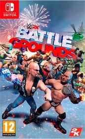NSW - WWE 2K Battlegrounds (D) Box 785300154429 Sprache Deutsch Plattform Nintendo Switch Bild Nr. 1