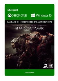 Xbox One - Middle-earth: Shadow of War - Outlaw Tribe Nemesis Expansion Download (ESD) 785300135548 Bild Nr. 1