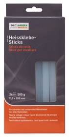 Heissklebe-Sticks, 26 Stück, 11,2x200mm Heissklebe-Sticks Do it + Garden 663035600000 Bild Nr. 1