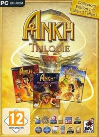 Ankh Trilogie - Collectors Edition (PC) (D) Box 785300131161 Photo no. 1