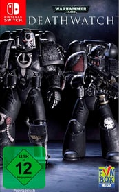 NSW - Warhammer 40,000: Deathwatch D Box 785300137822 Bild Nr. 1