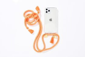 Etuui Catena del telefono cellulare Papaya iPhone 12 / 12Pro Custodia 785300160105 N. figura 1