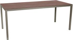 LOCARNO, 180 cm, struttura acciaio, piano Ceramica Tavolo 753192818035 Taglio L: 180.0 cm x L: 85.0 cm x A: 74.0 cm Colore Oxido Flame N. figura 1