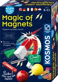 Science Magnets Fun Science Experimentieren KOSMOS 748968800000 Bild Nr. 1