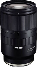 AF 28-75mm F2.8 Di III RXD Sony Objectif Tamron 785300138571 Photo no. 1