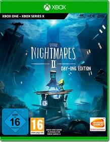 XONE - Little Nightmares II - Day 1 Edition Box 785300155302 N. figura 1
