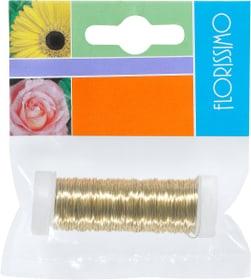 Floristik Zubehör Bindedraht Do it + Garden 657001400055 Farbe Gold Grösse ø: 0.3 mm x L: 50.0 m Bild Nr. 1