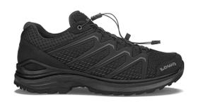 Maddox GTX Lo Chaussures polyvalentes pour homme Lowa 461104542020 Couleur noir Taille 42 Photo no. 1