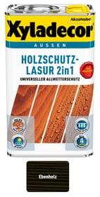 Velatura protettiva per legno Ebano 750 ml XYLADECOR 661779700000 Colore Ebano Contenuto 750.0 ml N. figura 1