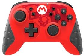 Nintendo Switch - Wireless Horipad Controller - Mario Controller Hori 785300155157 Bild Nr. 1