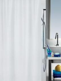 Duschvorhang Primo 180 x 200cm spirella 675023500000 Farbe Weiss Grösse 180 X 200 CM Bild Nr. 1
